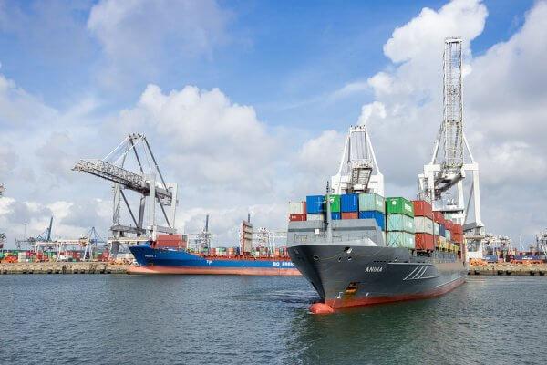 Maasvlakte 2, Bekijk de schepen van dichtbij, Futureland Rotterdam