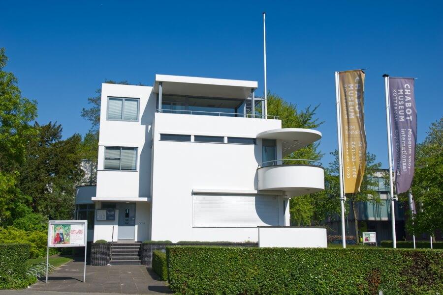 Villa from Chabot Museum Rotterdam