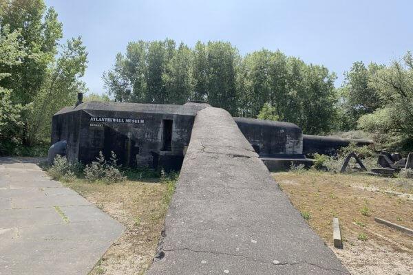 Bunker van Atlantikwall in Hoek van Holland
