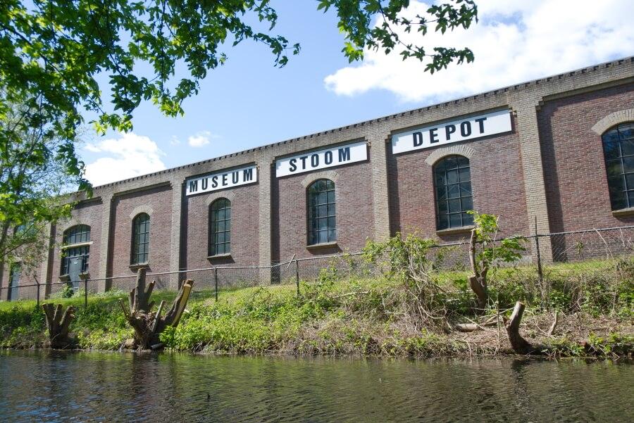 Museum Stoomdepot Rotterdam