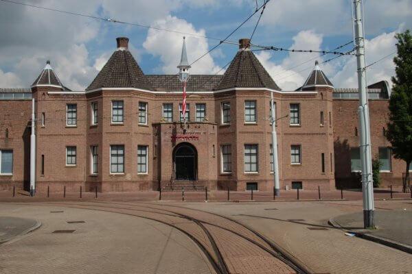 Het Kasteel Sparta Rotterdam stadion
