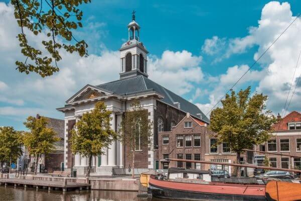 Voorzijde Stedelijk Museum Schiedam